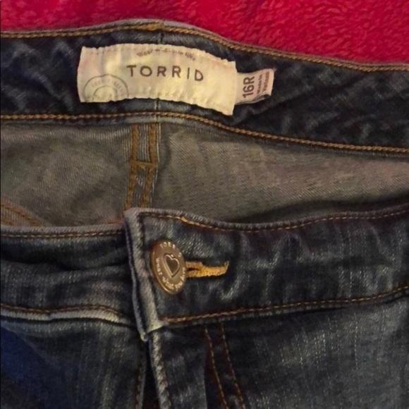 Torrid BF Jeans